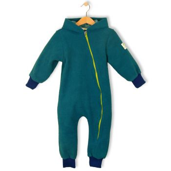 All-season Romper Suit 96/07 ADDO (petrol)