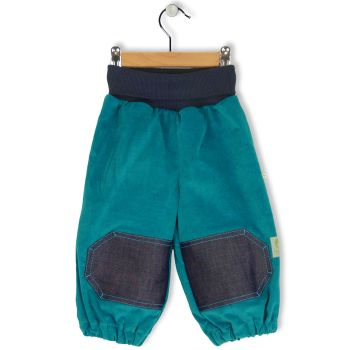 Pull-on-trouser 34/27 ORIEL (aquamarin)