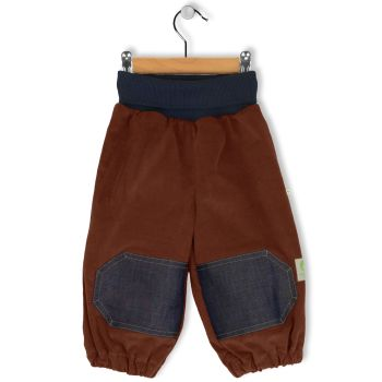 Pull-on-trouser 34/44 ORIEL (mocca)