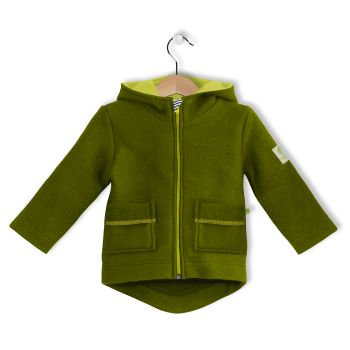 Hooded Jacket 22/03 ALLO (gras)