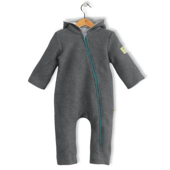 Winter Romper Suit 40/58 ANU (steingrau)