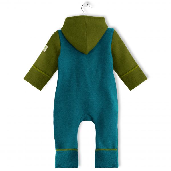 Winter Romper Suit 40/70 ANU (aqua/gras)