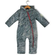 All-season Romper Suit 40/02 ANU (graphit melange)