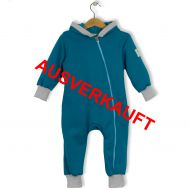 All-season Romper Suit 96/22 ADDO (dunkeltürkis)